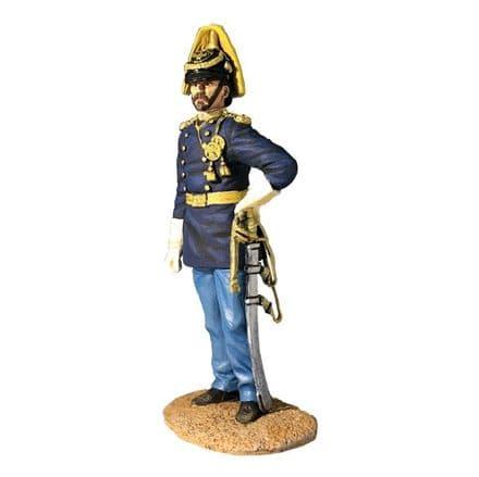 WB32003 Captain Myles Keogh 7th Cavalry 1876