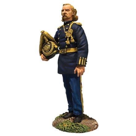 WB32004 - Federal Lieutenant Colonel George Armstrong Custer