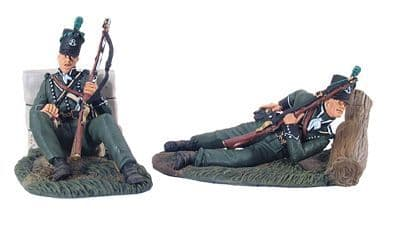 WB36086 95th Rifles Defending Set No.1