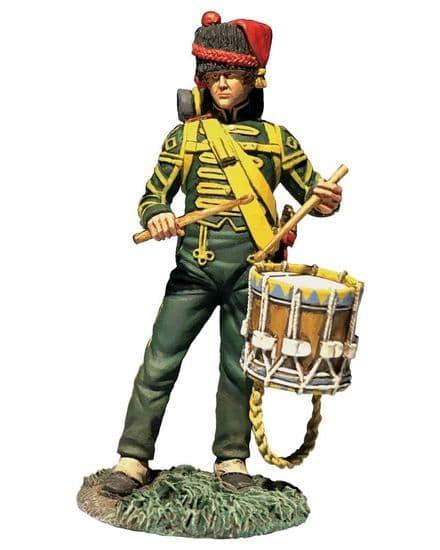WB36181 Nassau Grenadier Drummer 1815