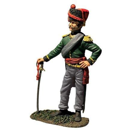 WB36183 Nassau Grenadier Officer No.1 1815