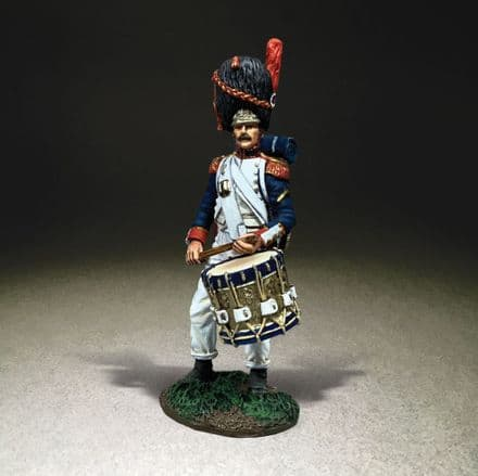 WB36184 French Imperial Guard Drummer No 1