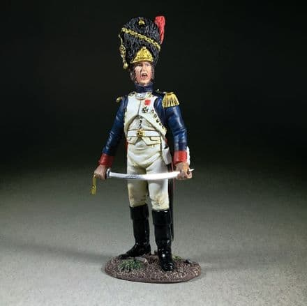 WB36189 - French Imperial Guard Company Officer No. 2