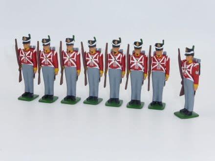 WB40194- 1815 British Infantry- 44th Foot