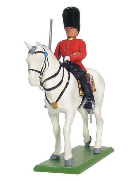 WB41073 Scots Guard Officer Mounted
