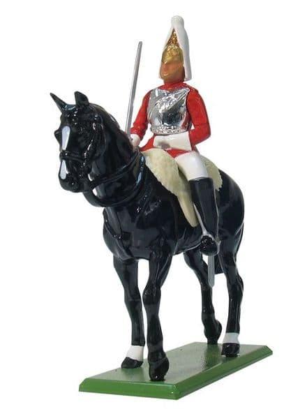 WB41074 Life Guard Mounted