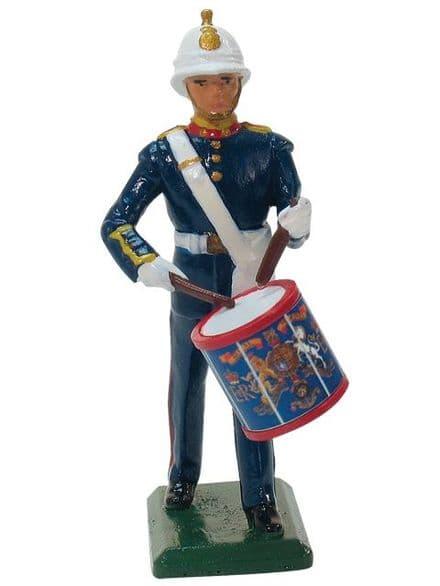WB43027 Royal Marine Side Drummer
