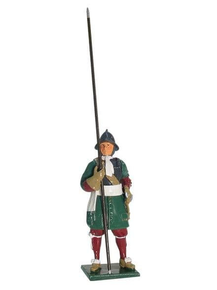 WB43043 Pikeman, The Coldstream Guards, 1670