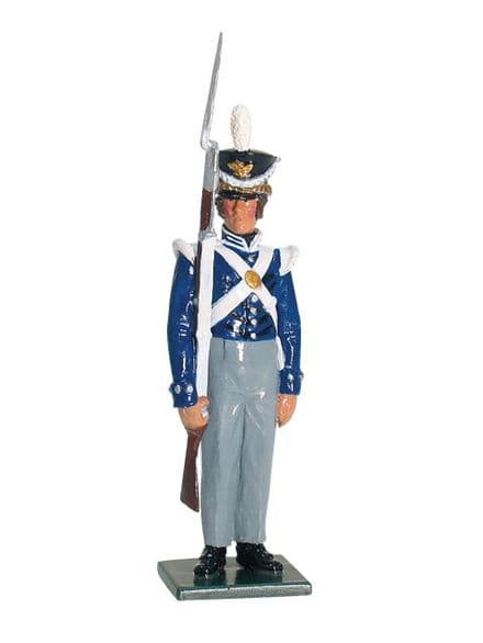 WB43083 Private US Infantry 1825