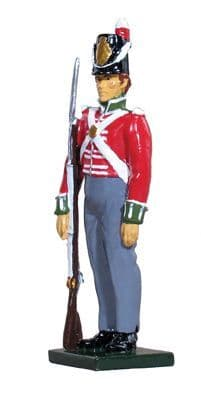WB44001 - Private, 54th Regiment of Foot, 1812-1815