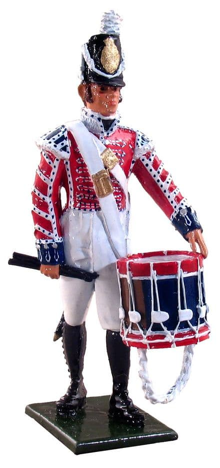WB44013 - Drummer, 2nd (Coldstream) Foot Guards, 1815