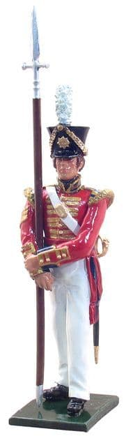 WB44018 - Sergeant, 2nd (Coldstream) Foot Guards, 1822