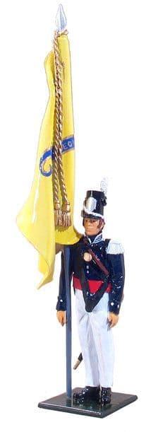 WB46004 Color Sergeant US Infantry 1813-1821
