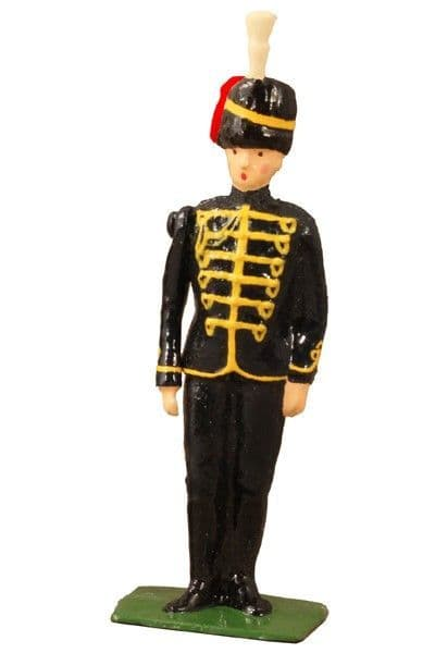WB49019 British 7th Hussars Trooper