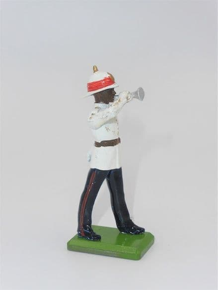 WB5187 Bugler - The Bahamas Police Band