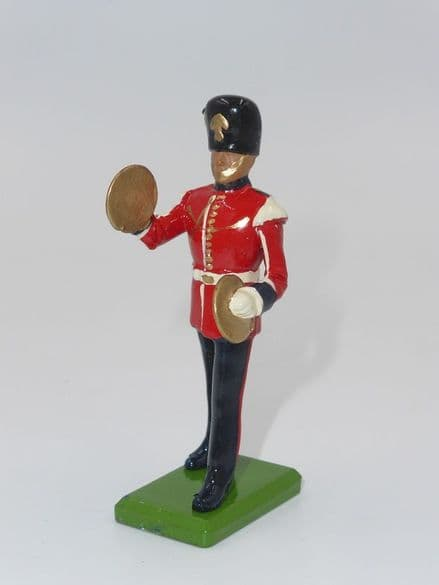 WB5191 Cymbals Player - The Royal Welch Fusiliers