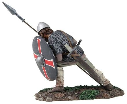 WB62111 Alwin Saxon Shield Wall Defender No.3