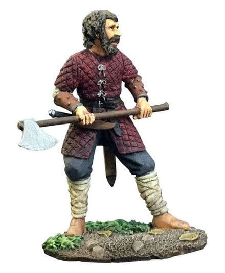 WB62117 Carl Saxon/Viking Warrior with Ax