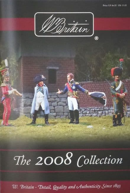 William Britain Catalogue 2008