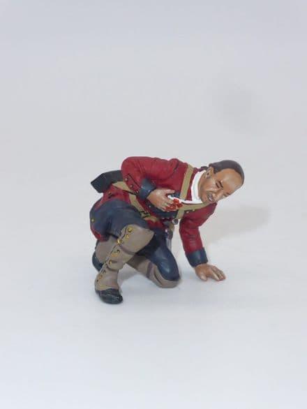 William Britain Injured Figure