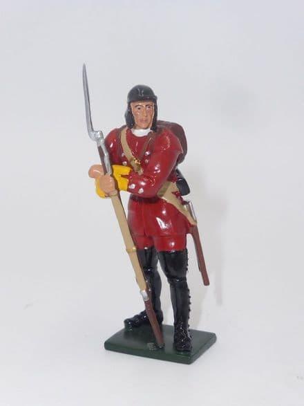 William Britain Redcoats/Bluecoats Figure B