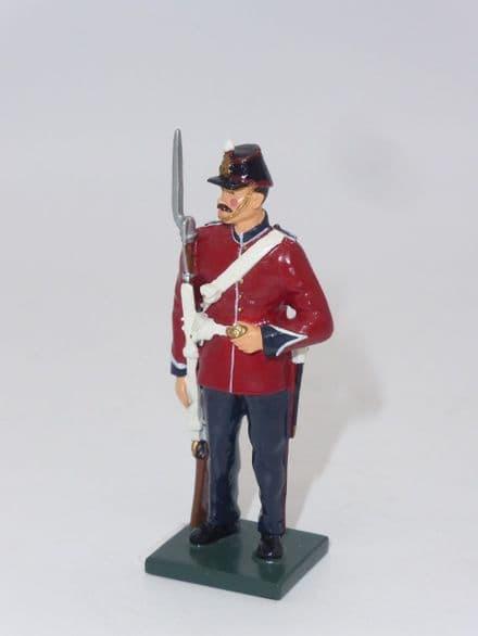 William Britain Redcoats/Bluecoats Figure K