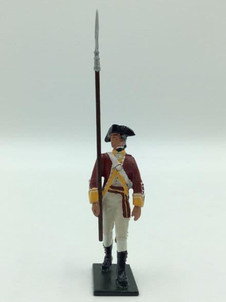 William Britain Redcoats/Bluecoats Figure W