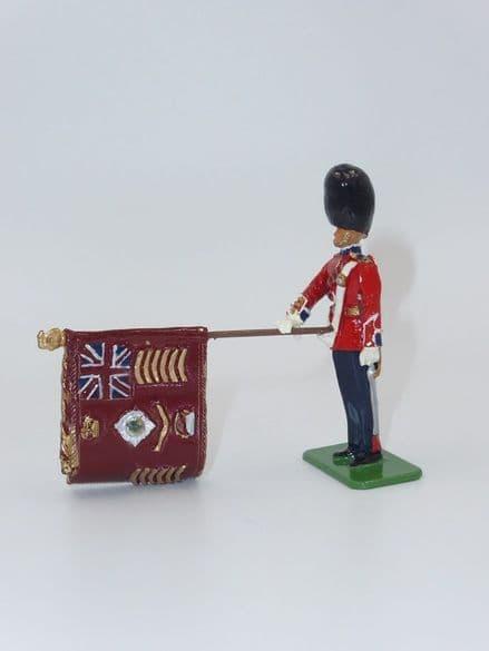 William Britain Scots Guards Standard Bearer 1