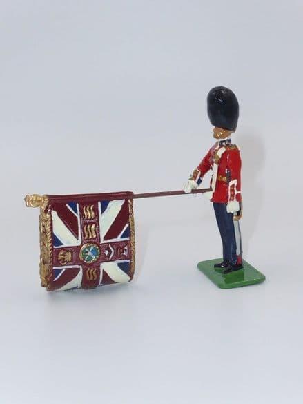 William Britain Scots Guards Standard Bearer 2