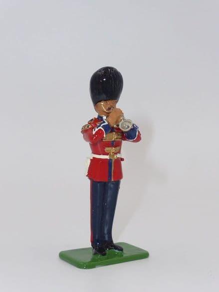 William Britain Trumpet Player Scots Guards