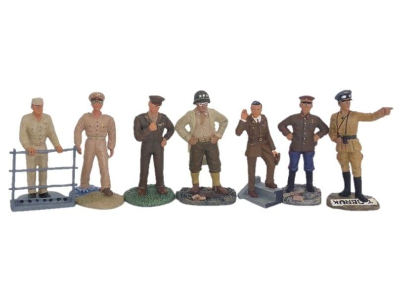 William Britain WWII Leaders Special Offer Group