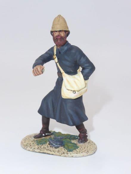 William Britain Zulu Figure B