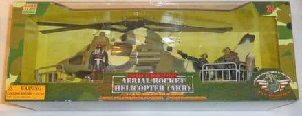 World Peacekeepers Aerial Rocket Helicopter