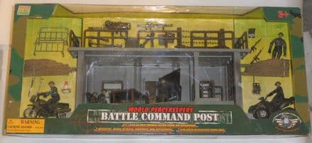 World Peacekeepers Battle Command Post