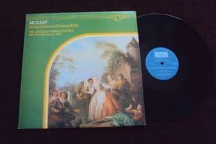 Aeolian Qt.Mozart Qnt..ZK 35