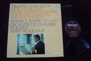 Andre,Beaucamp.Albinoni Concertos.SAL 3662
