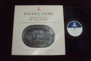 Andre,Graupner Concerto.STU 70582