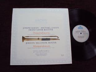 Andre,Stadlmair.Haydn & Richter Concertos.198 415