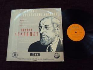 Ansermet.Ravel,Honneger