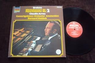 Arrau.Brahms Concerto No 2.6527 182