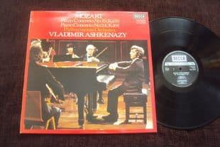 Ashkenazy,Mozart Concertos 19 & 24.SXL 6947