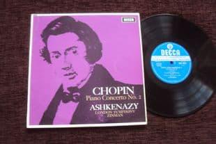 Ashkenazy,Zinman.Chopin Concerto No 2.SWL 521