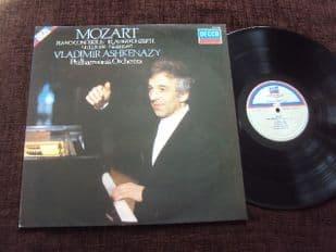 Ashkenazy.Mozart Concertos 12 & 13.SXDL 7556
