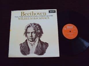 Backhaus.Beethoven