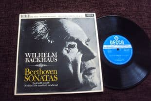 Backhaus.Beethoven