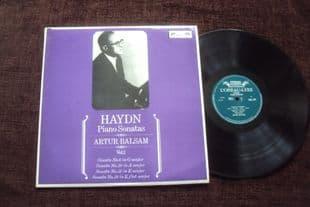 Balsam.Haydn Sonatas.SOL 274