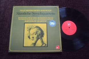 Bartholdy Qt.Mendelssohn Qts.39 21966-6