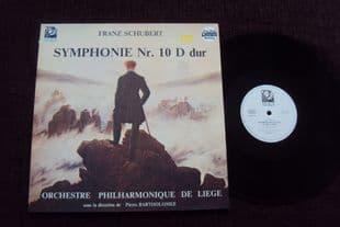 Bartholomee.Schubert Symphony No 10.RIC 023