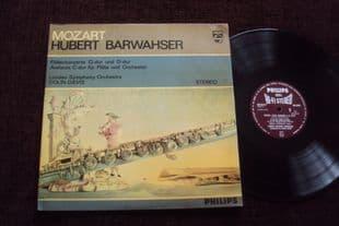 Barwahser.Mozart Concerto.SAL 3499