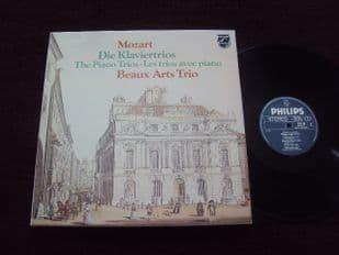 Beaux Arts Trio.Mozart Piano Trios.6768 032